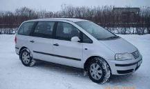 Продам VW-Sharan,  2002,  автотуризм,  минивэн (7 мест).